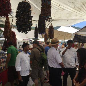 Bodrum, Güvercinlik Farmers Market