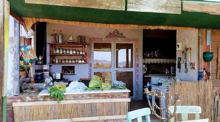 Out door Kitchen