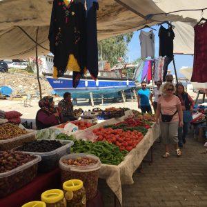 Bodrum, Bargilya Farmers Market