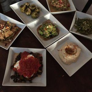 Meze's On @cookingclassesbodrum Table