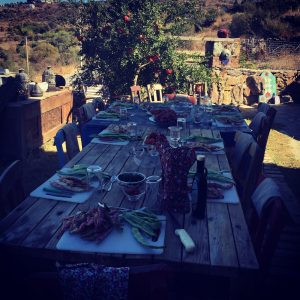 Outdoor Cooking @cookingclassesbodrum