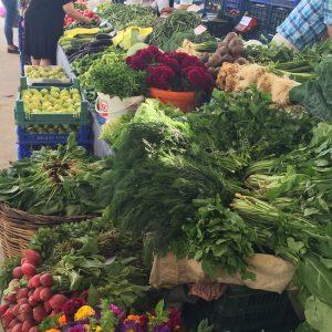 Bodrum Farmers Markets
